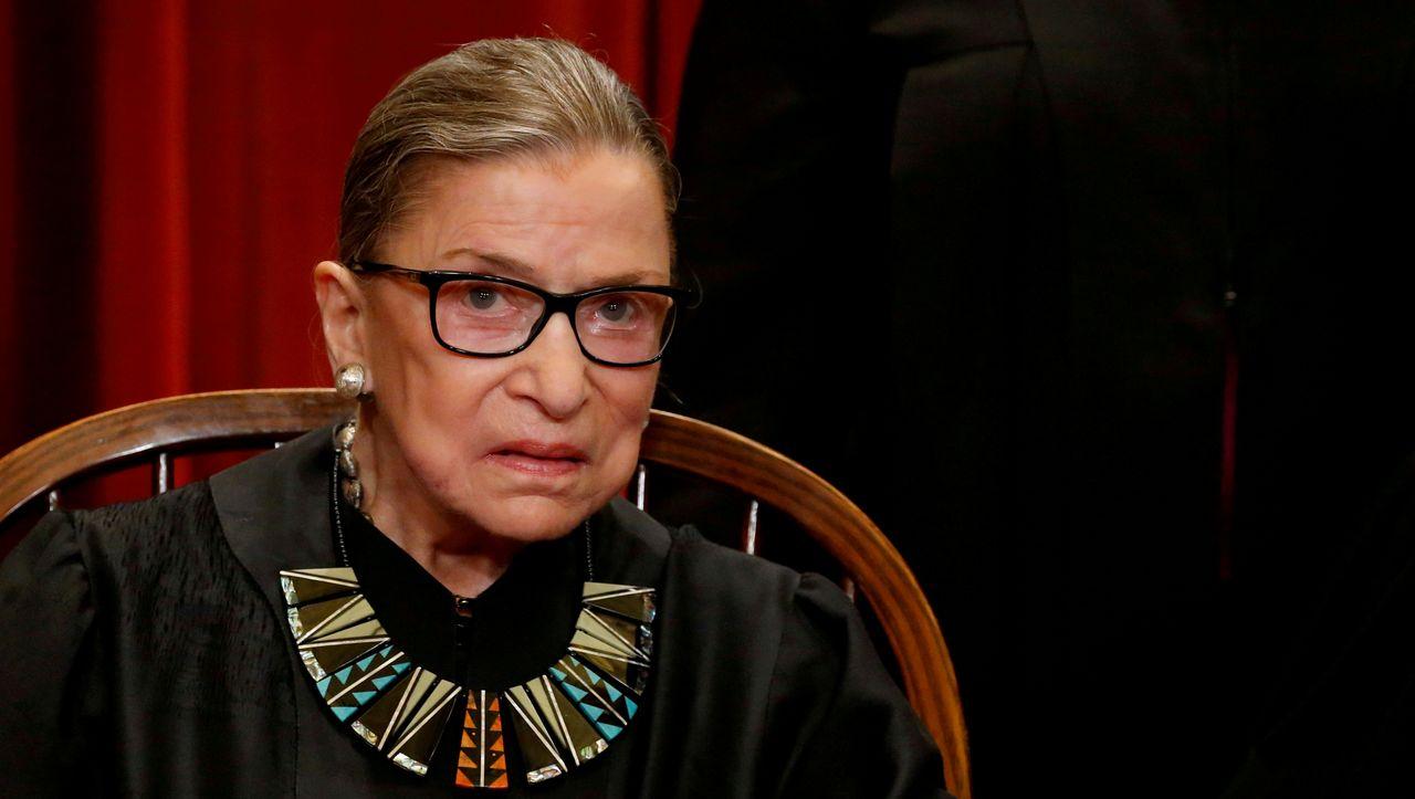 US-Verfassungsrichterin: Ruth Bader Ginsburg ist tot