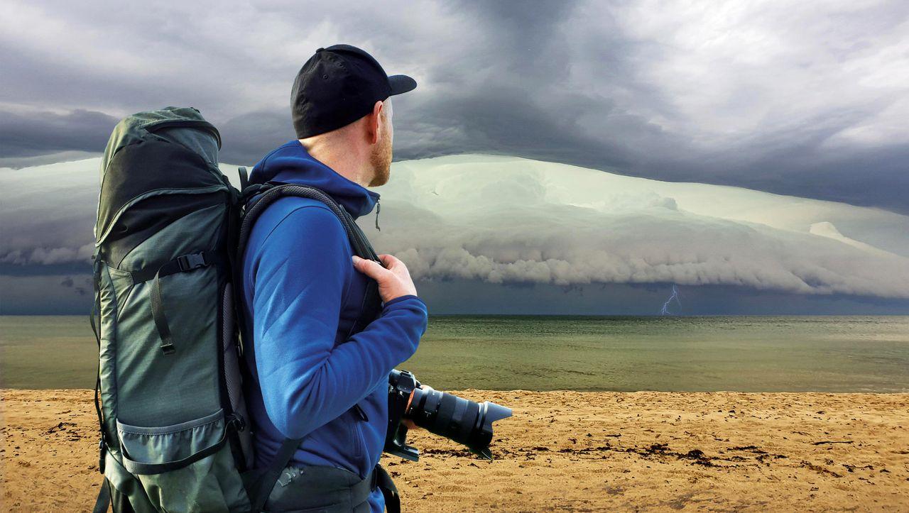 Zu Fuß von der Nordsee in die Alpen: »Das Einzige, was wirkte: weiterlaufen«
