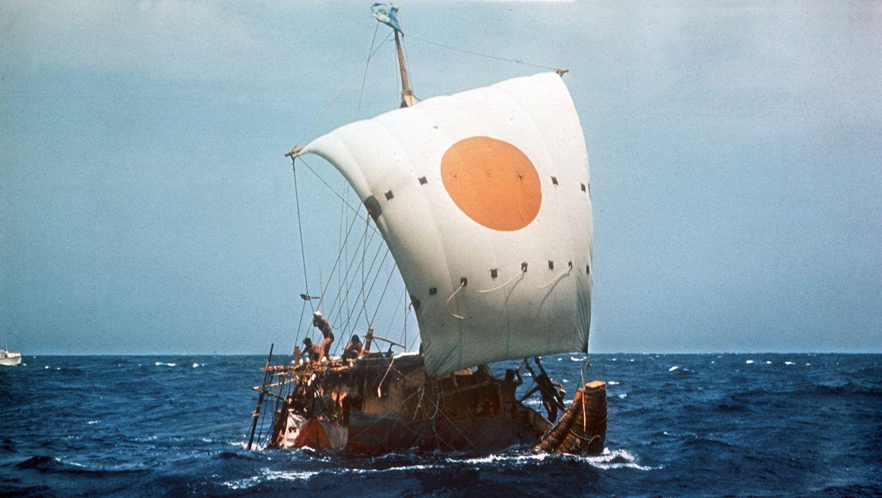 Abenteurer: Thor Heyerdahl hatte doch recht - zumindest teilweise