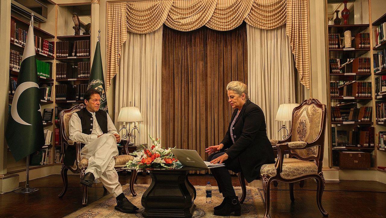 """Pakistans Premier Khan: """"Indien ist ein faschistischer Staat, inspiriert von den Nazis"""""""
