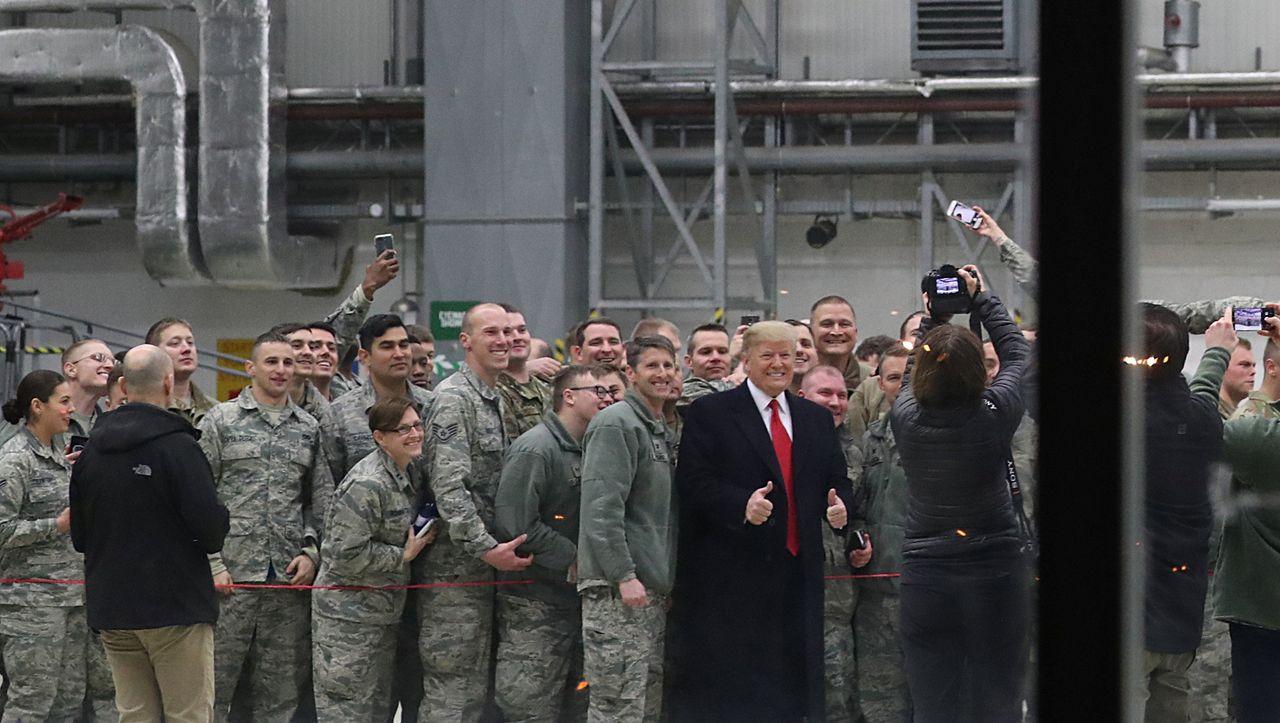 Verteidigungspolitik: Trump plant massiven Truppenabzug aus Deutschland