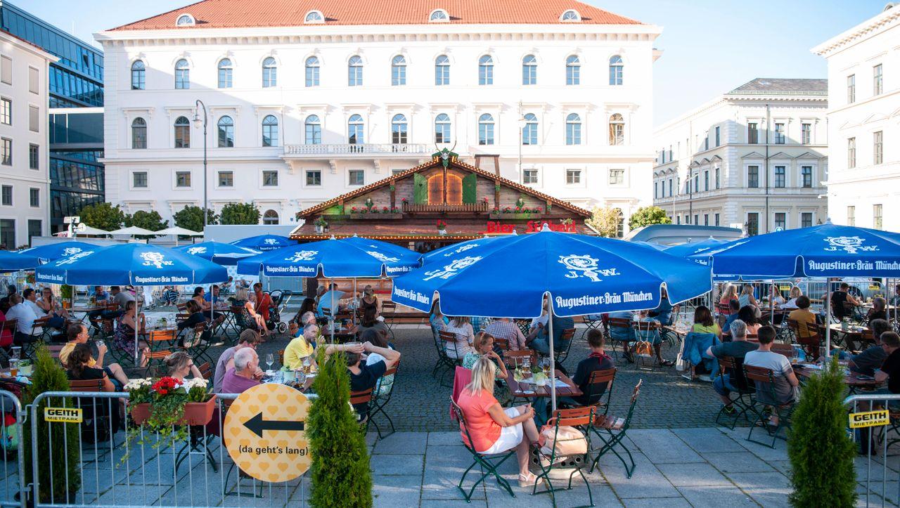 Corona in Bayern: München überschreitet Grenzwert und steht vor heiklem Wochenende