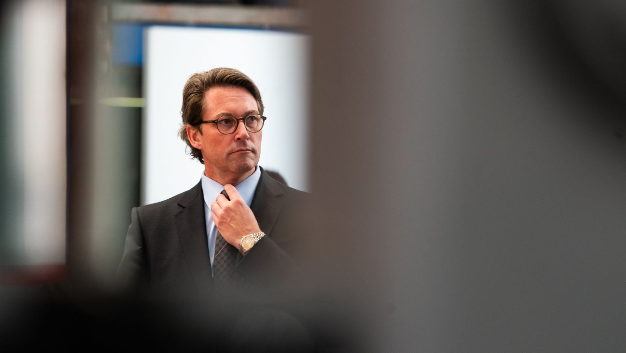 Vertrauliche Unterlagen belasten Verkehrsminister: Die Scheuer-Protokolle
