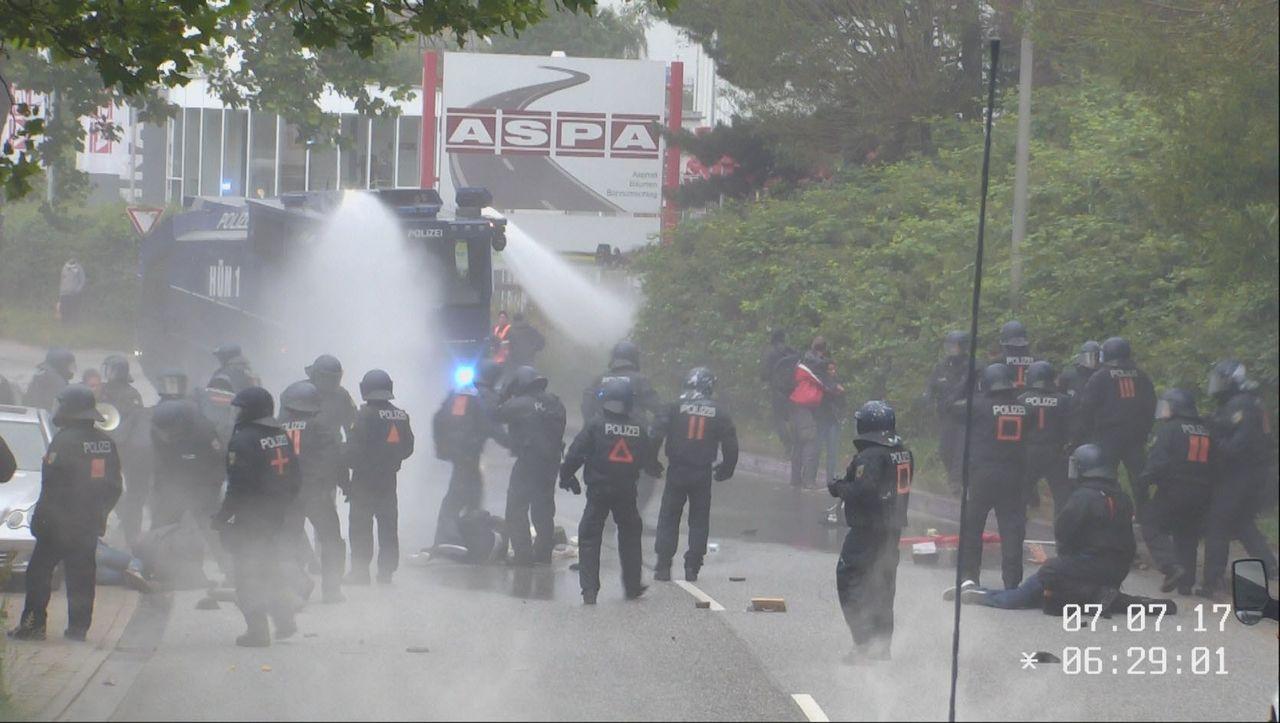 G20-Prozess in Hamburg: Mitläufer oder Mittäter?