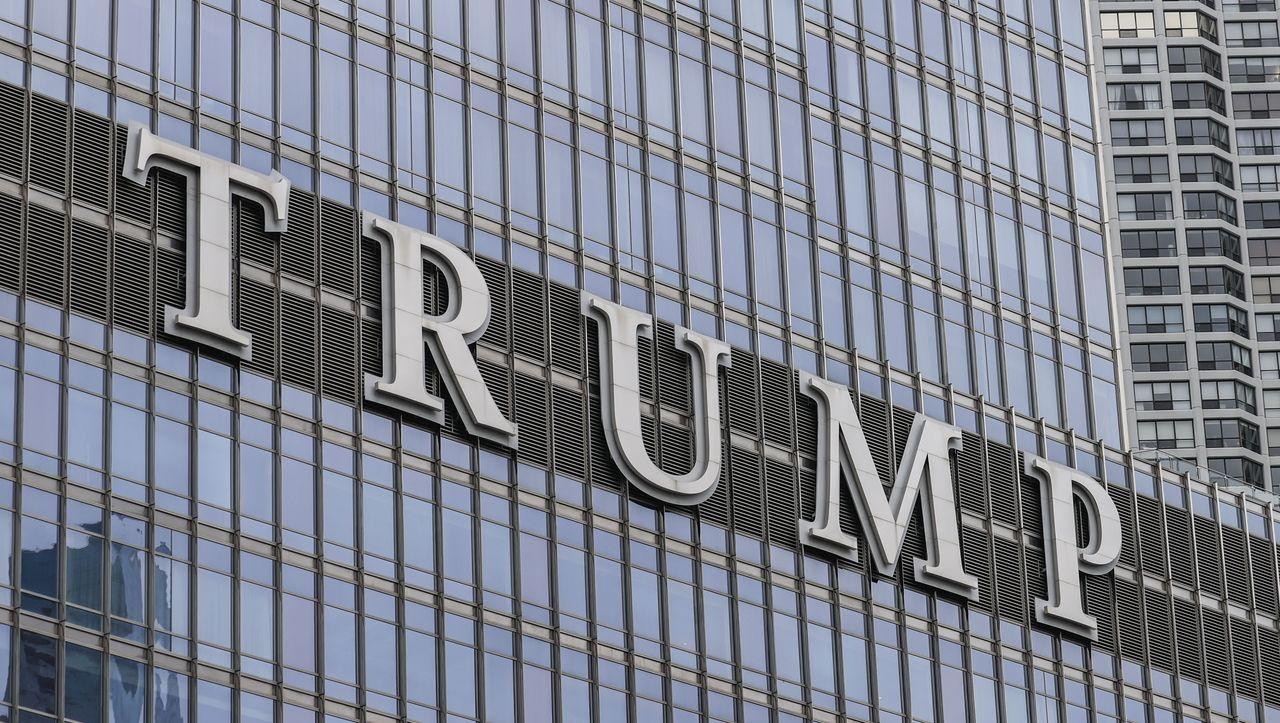Früherer US-Präsident: Trumps Firmen-Umsätze brechen ein