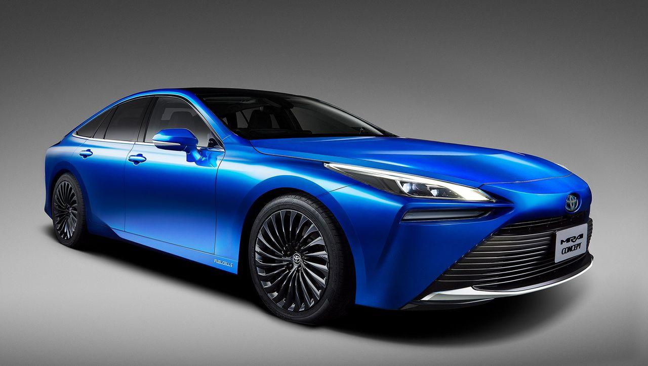 Brennstoffzellenauto Toyota Mirai: Schluss mit Zukunftsmusik