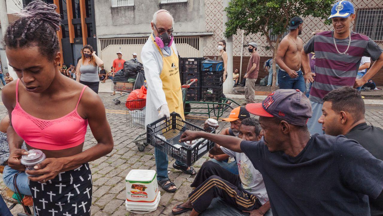 Folgen der Coronakrise in Brasilien: »Wie ihr in Europa die Flüchtlinge hasst, so hassen die Leute hier die Armen«
