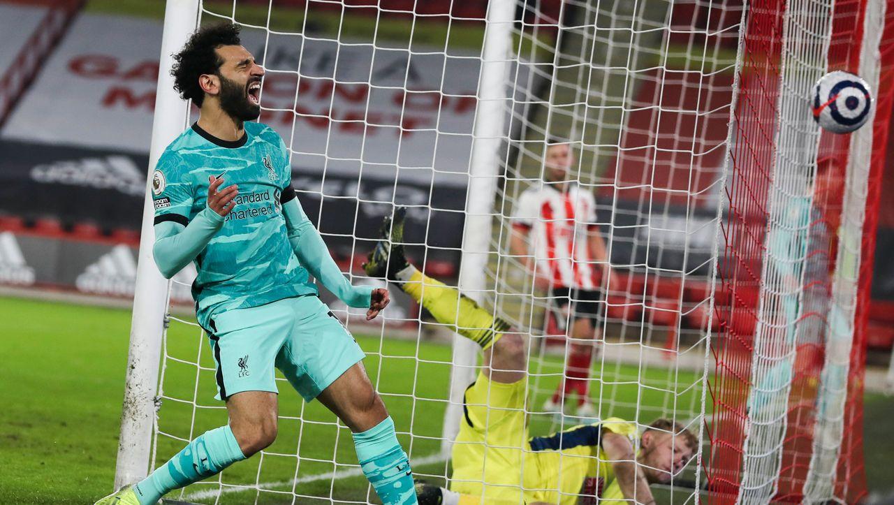 Nach vier Niederlagen in Serie: Zumindest beim abgeschlagenen Tabellenletzten gewinnt Liverpool