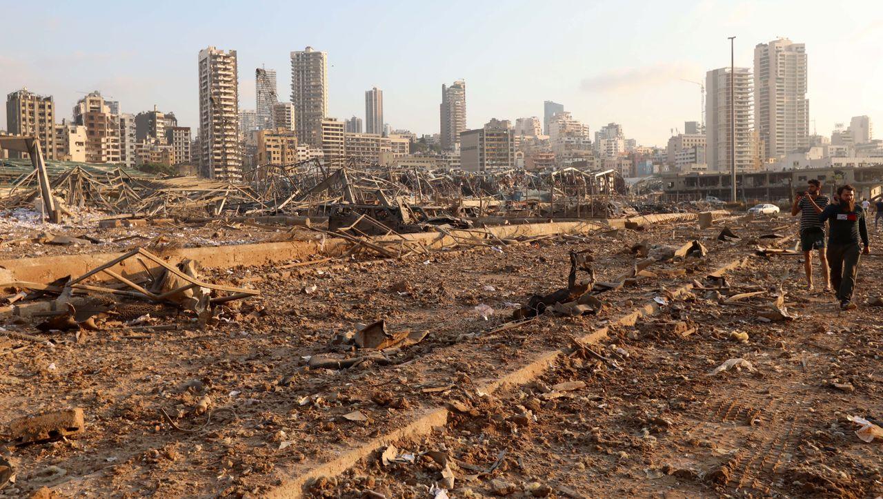 Verheerende Detonation: Libanons Regierung soll im Juli vor Explosionsgefahr gewarnt worden sein