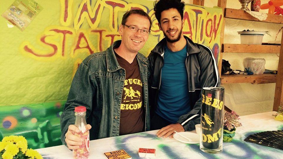 Flüchtlinge im Vogtland: Jugendklub zu, Naziladen auf