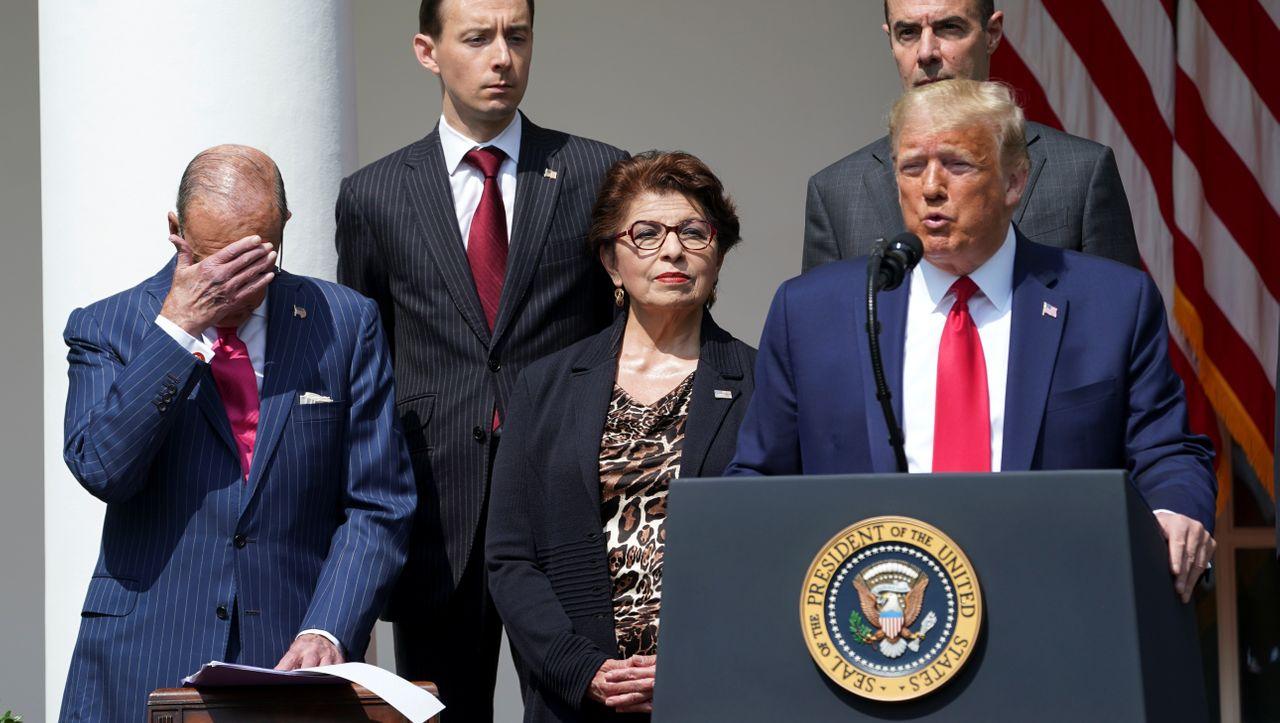 Scharfe Kritik von Biden: Empörung über Trumps Aussage zu Floyd und Arbeitsmarkt