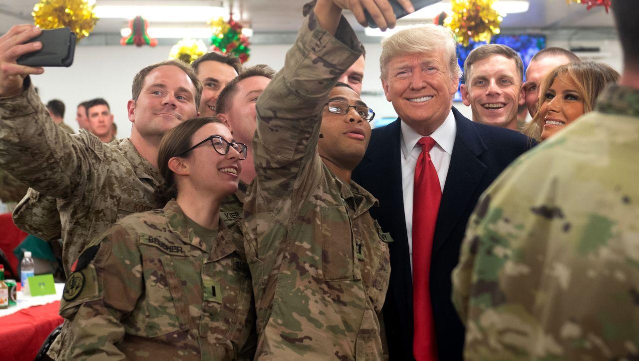 Truppenreduzierung: USA ziehen 2000 Soldaten aus Afghanistan ab
