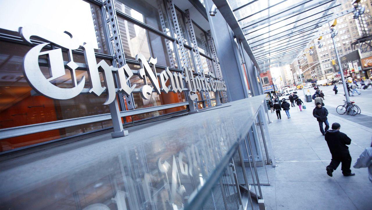 """""""New York Times""""-Geschäftsführer: """"Es wird zwangsläufig etwas Kannibalisierung geben"""""""
