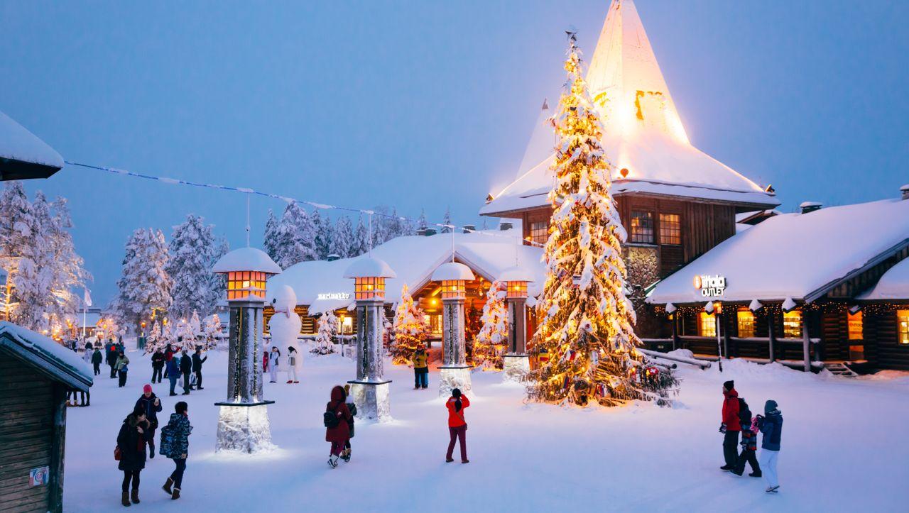 Nachtzug von Helsinki nach Rovaniemi: Im Santa-Claus-Express an den Polarkreis