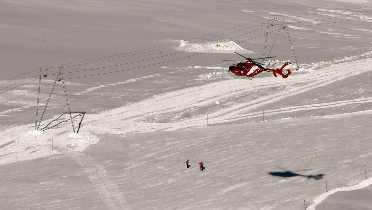 Schweiz: Achtjähriger stirbt bei Skiunfall in Saas Fee