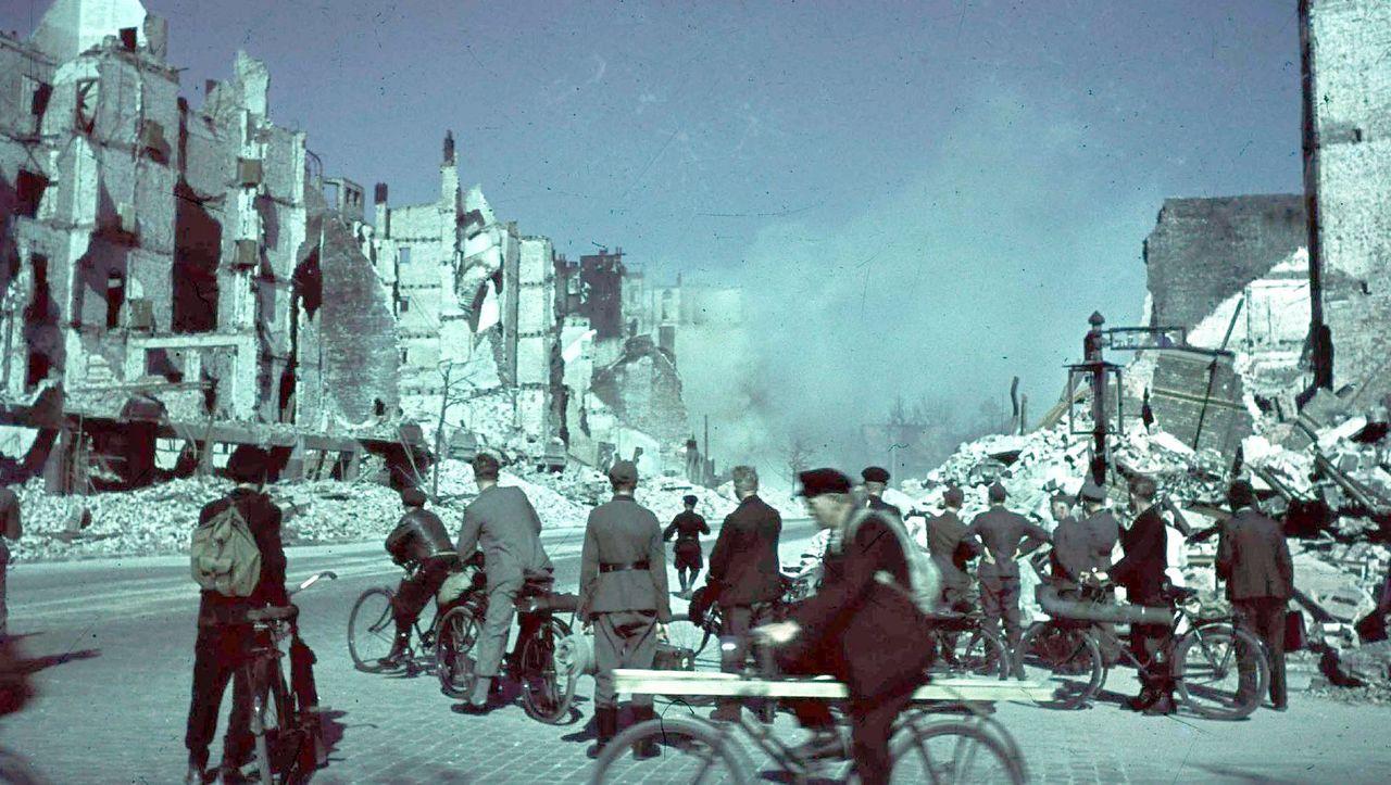 """Zeitzeugen des Kriegsendes 1945: """"Heff ju schocklett?"""""""