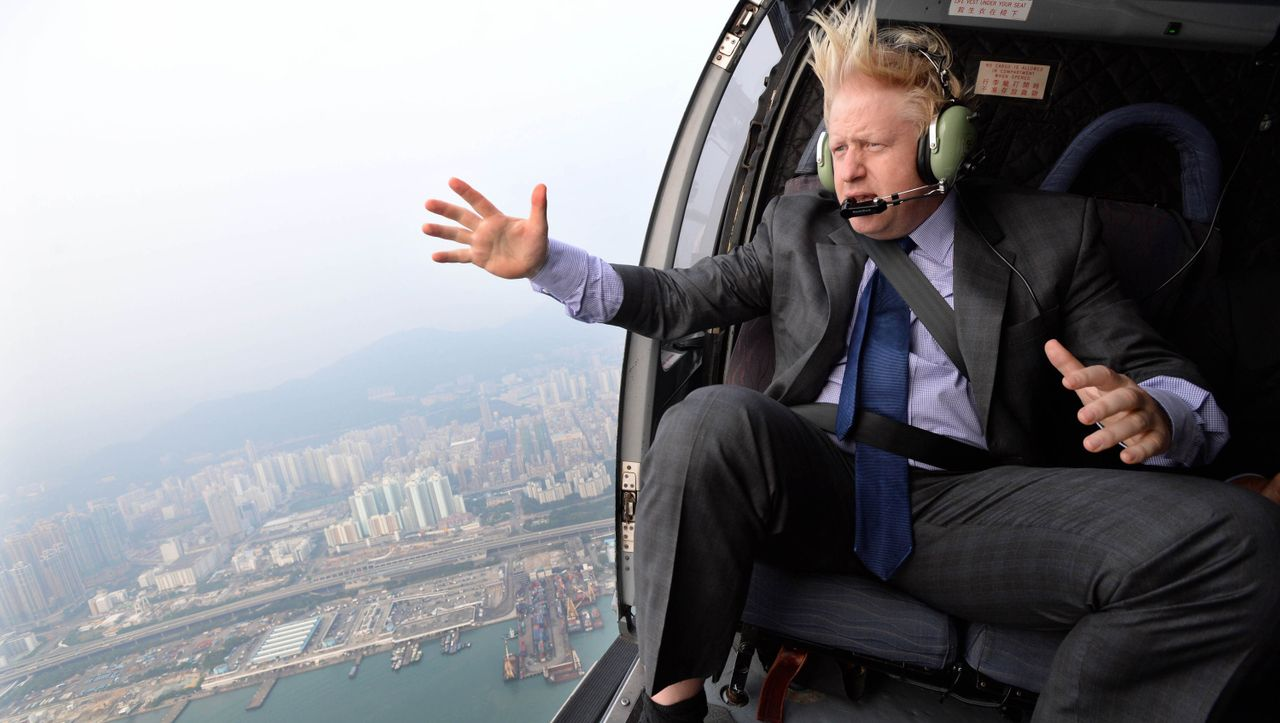 Britischer Hongkong-Plan: Warum sich Boris Johnson mit China anlegt
