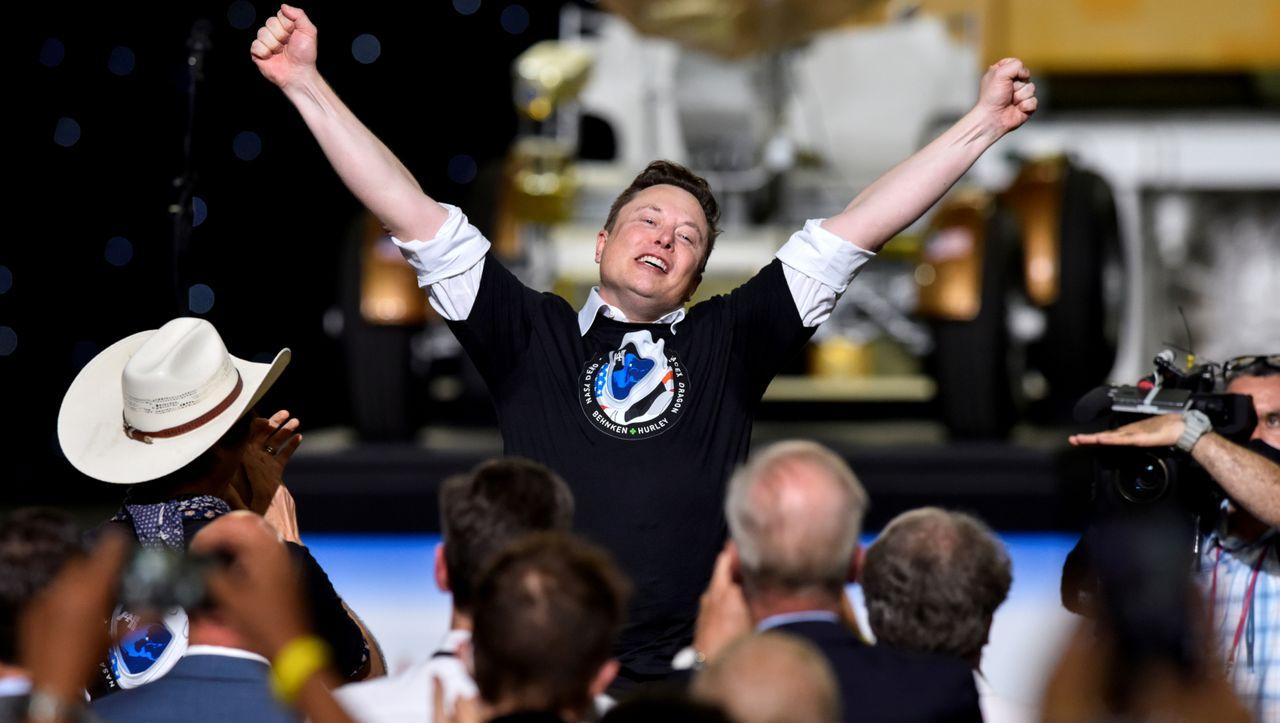 Multimilliardäre: Elon Musk überholt Bill Gates in Ranking der Superreichen