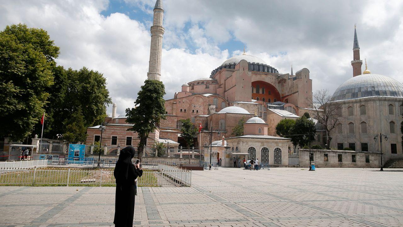 Türkei: Gericht hebt Museumsstatus der Hagia Sofia auf