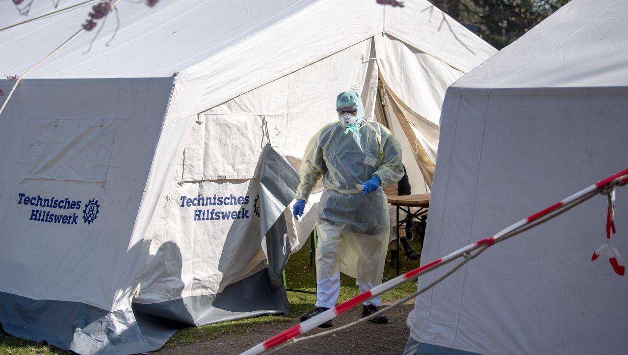 +++ Corona-News +++: Mehr als 18.500 Neuinfektionen in Deutschland