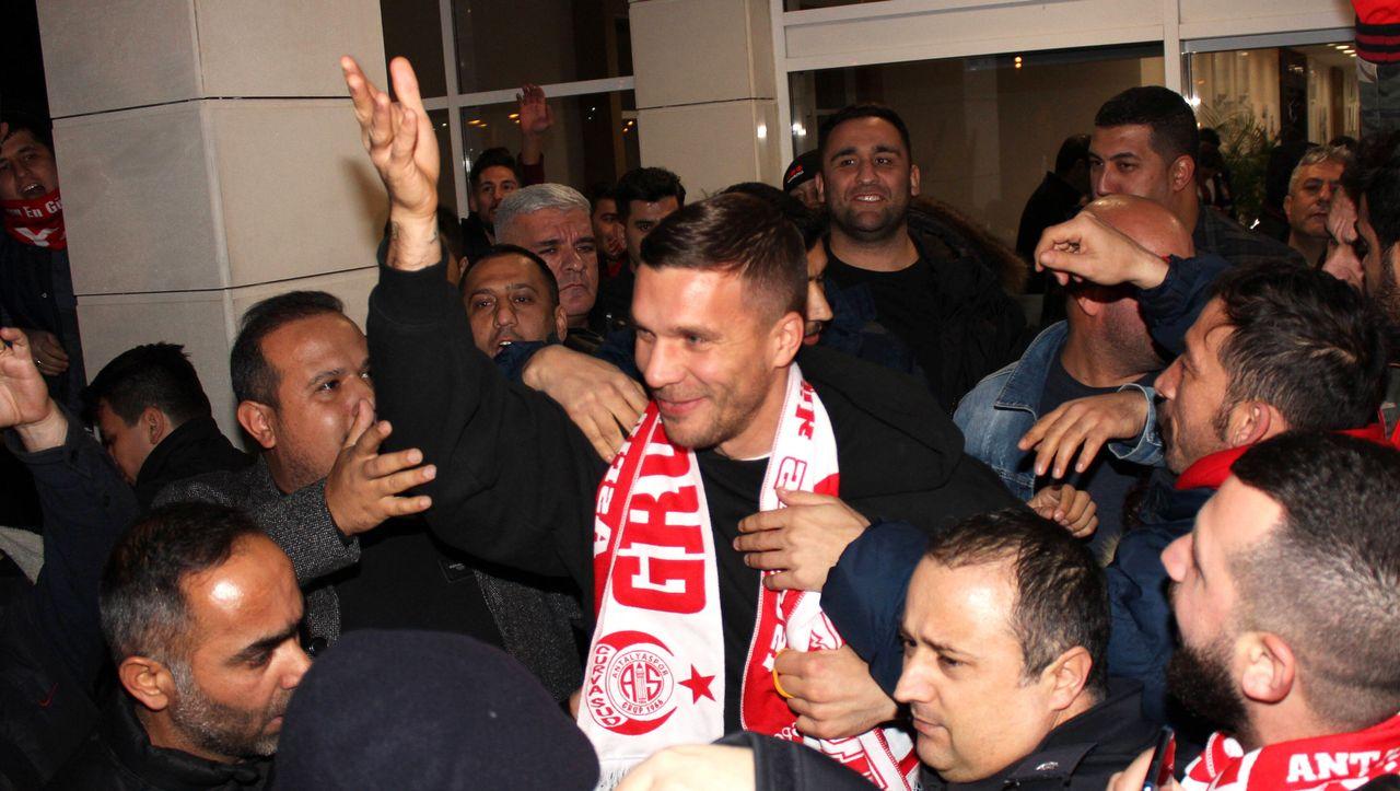 Wechsel zu türkischem Erstligisten: Podolski wird ein Skorpion