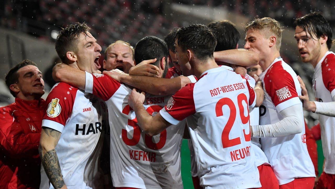 Pokalüberraschung Rot-Weiss Essen: »Der Verein ist Pott, das ist mal klar«