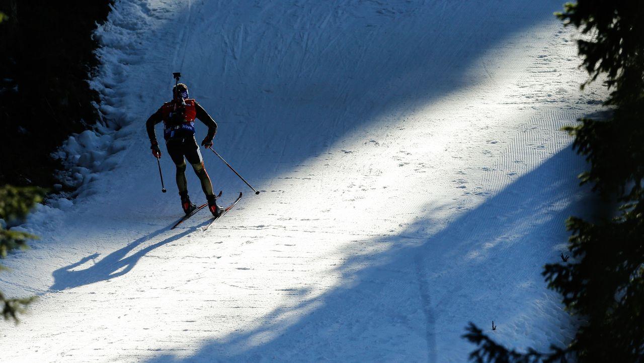 Biathlon Pjöngjang