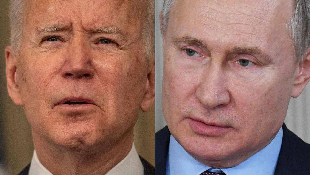 USA gegen Russland: Auf Crashkurs mit Putin – was hat Biden vor?