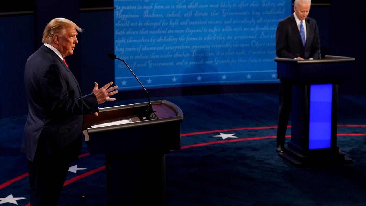 TV-Duell in den USA: Sie können auch anders