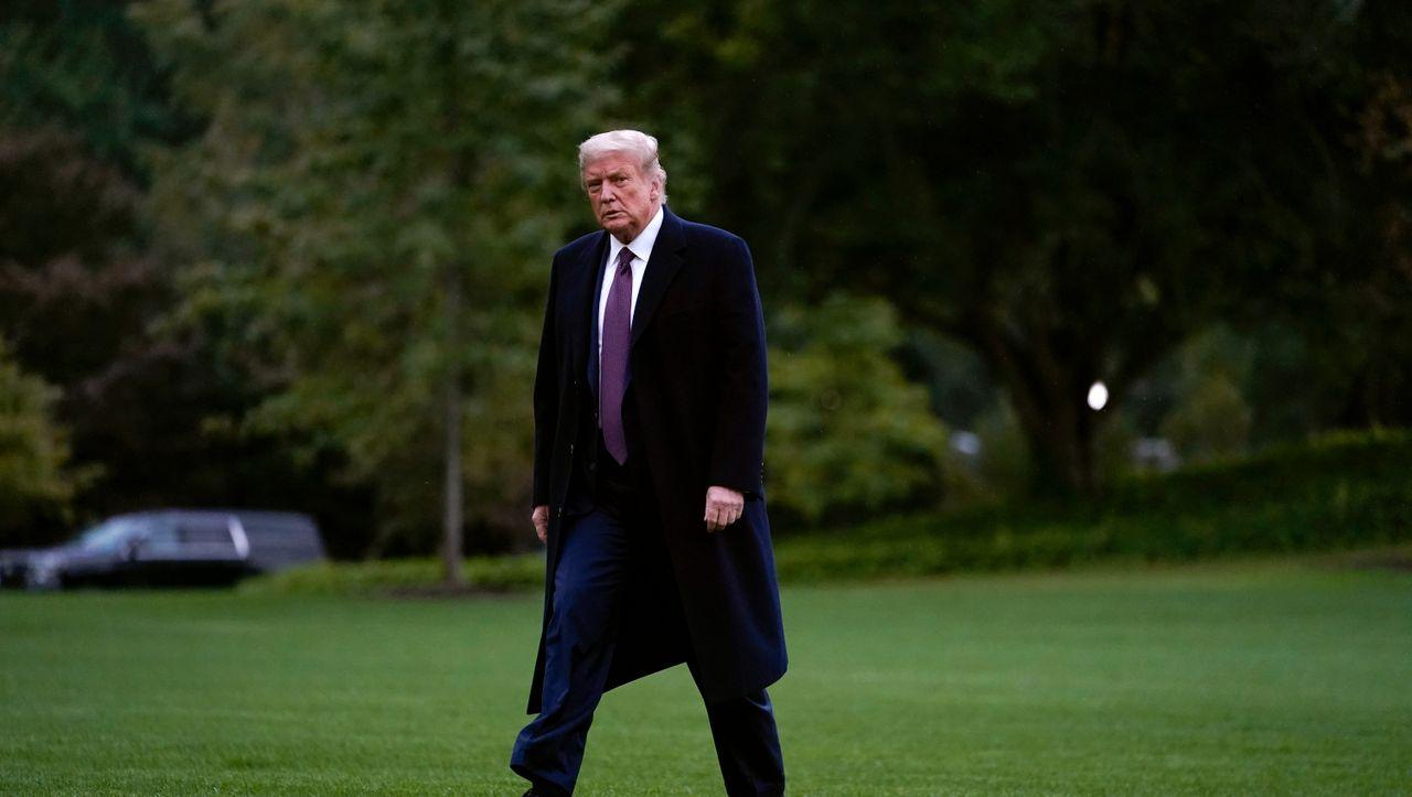US-Wahl: Trump will Weißes Haus räumen – sobald Biden als Präsident feststeht