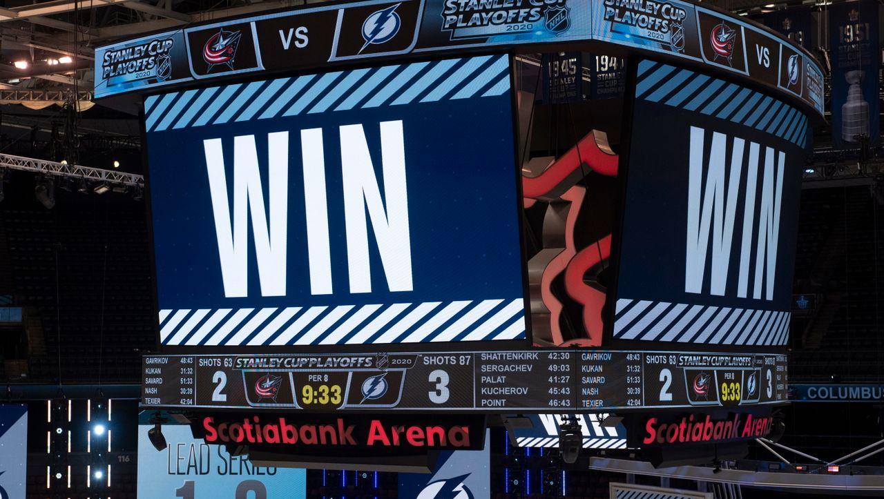 NHL-Marathonmatch: Siegtreffer in der fünften Verlängerung
