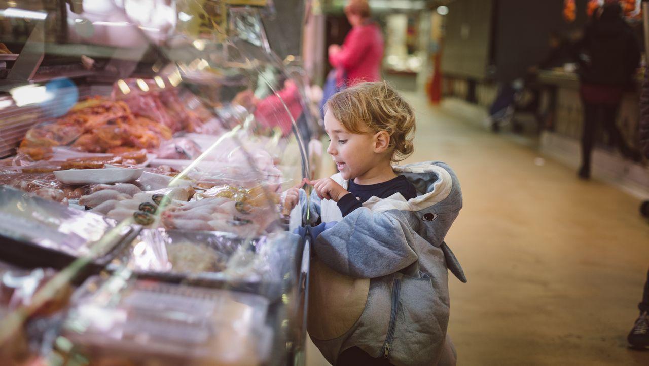 Mein Kind ist Vegetarier: Die Wahrheit übers Schlachten