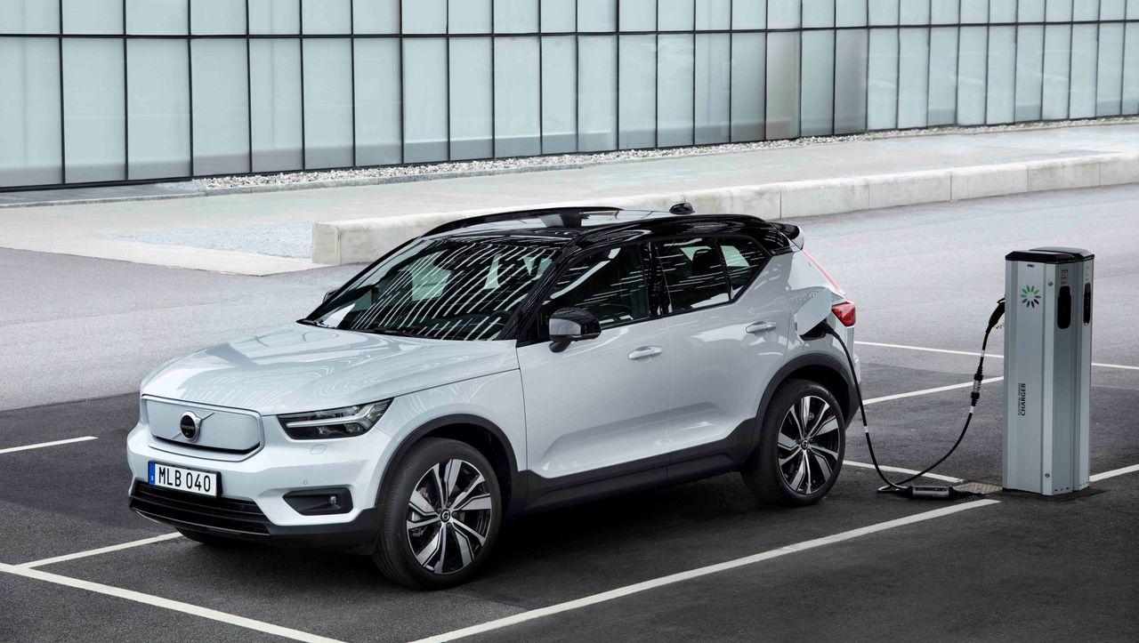 Abschied vom Verbrenner: Volvo will ab 2030 nur noch reine E-Autos bauen