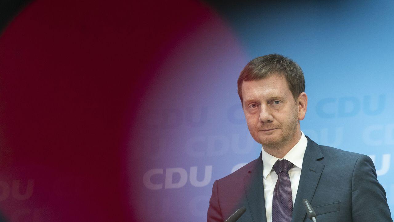 Sachsen: CDU und SPD wollen mit Grünen über Kenia-Koalition verhandeln