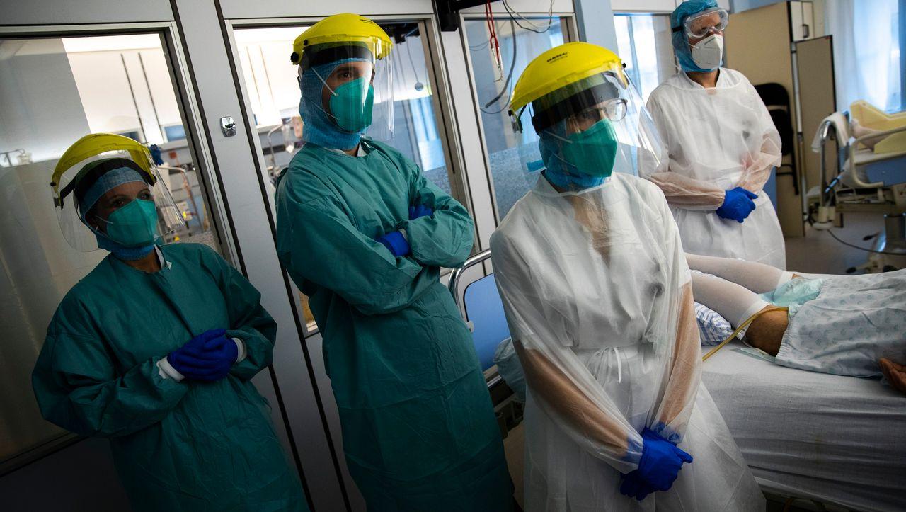 Dramatische Corona-Situation in Krankenhäusern: Infizierte Ärzte sollen in Belgien angeblich trotzdem arbeiten