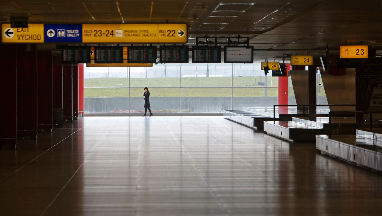 Orientierung verloren: Pilot aus Baden-Württemberg verirrt sich - und landet in Prag