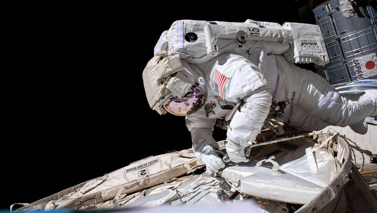 Probleme mit Sauerstoff, Klimaanlage: Wie gefährlich sind die Technikpannen auf der ISS?