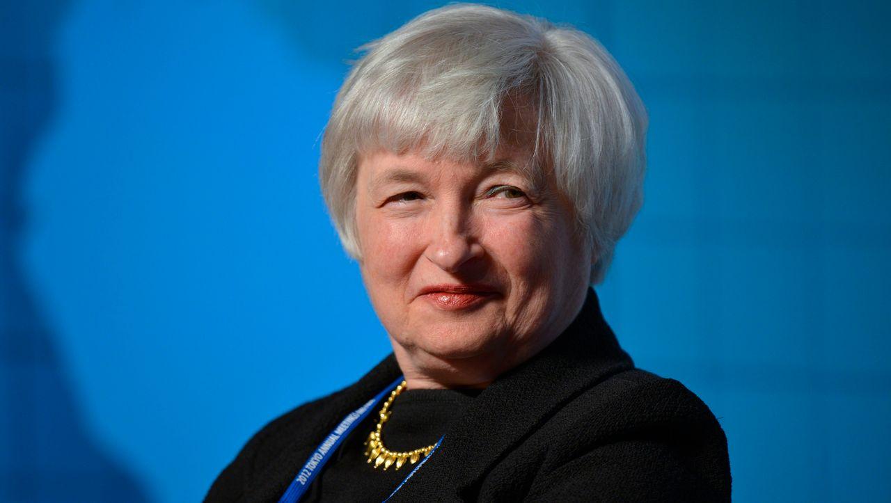 Künftige US-Regierung: Ex-Notenbankchefin Yellen soll unter Biden Finanzministerin werden