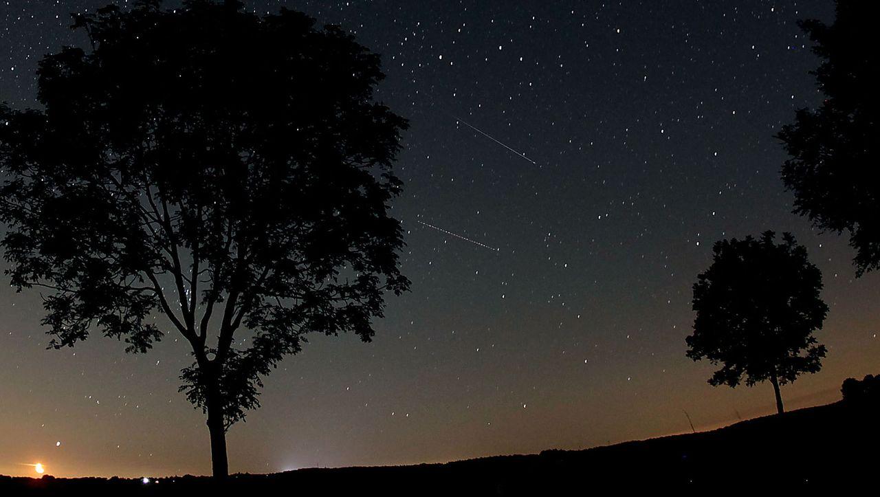 Höhepunkt der Perseiden-Saison: Die Nacht der Sternschnuppen steht bevor