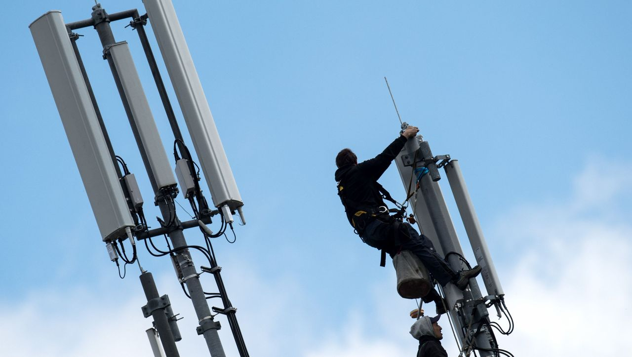 Telekom, Vodafone und Telefónica: Mobilfunkanbieter wollen sich Funkmasten teilen