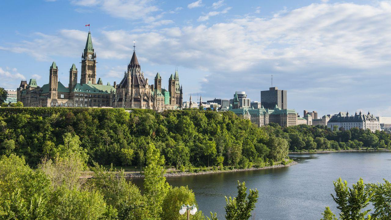 """Kanadas grüne Hauptstadt Ottawa: """"Radeln, um Freiheit zu fühlen"""""""