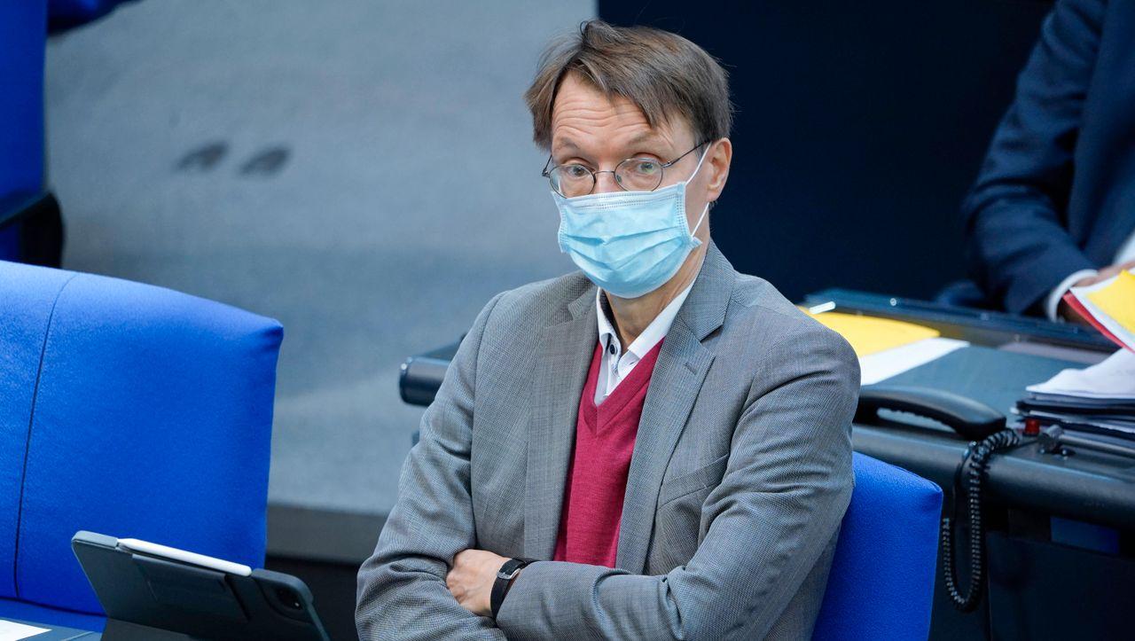 """Radikalmaßnahme gegen Corona: SPD-Gesundheitsexperte Lauterbach wirbt für """"Wellenbrecher-Shutdown"""""""