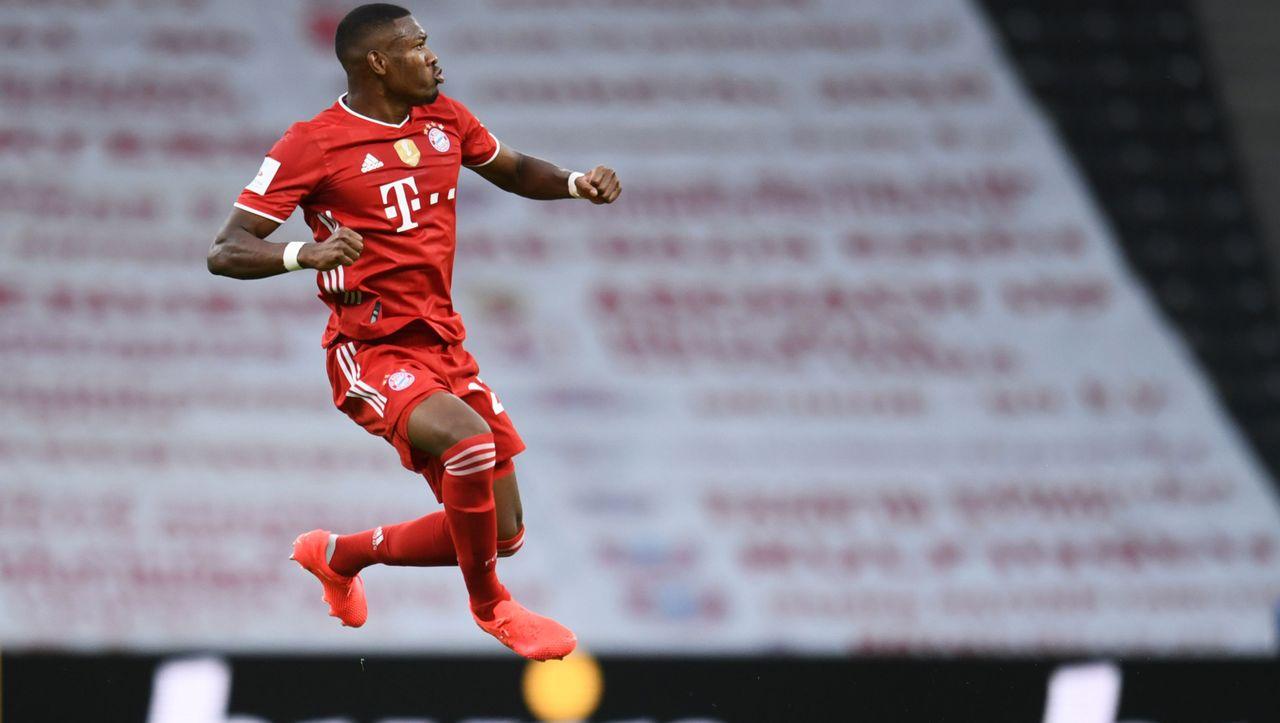 Münchner Sieg im Pokalfinale: Alaba oder nix