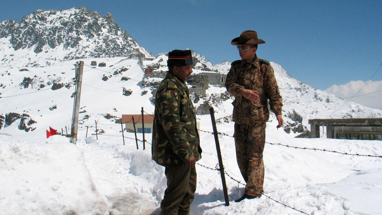 Nachrichten aus Indien und Südasien - cover