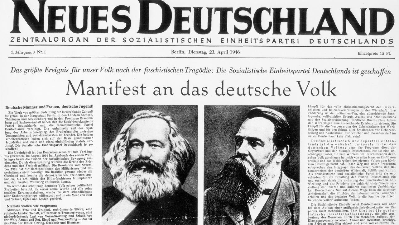 »Neues Deutschland«: Die Staatszeitung, der ihr Staat abhandenkam