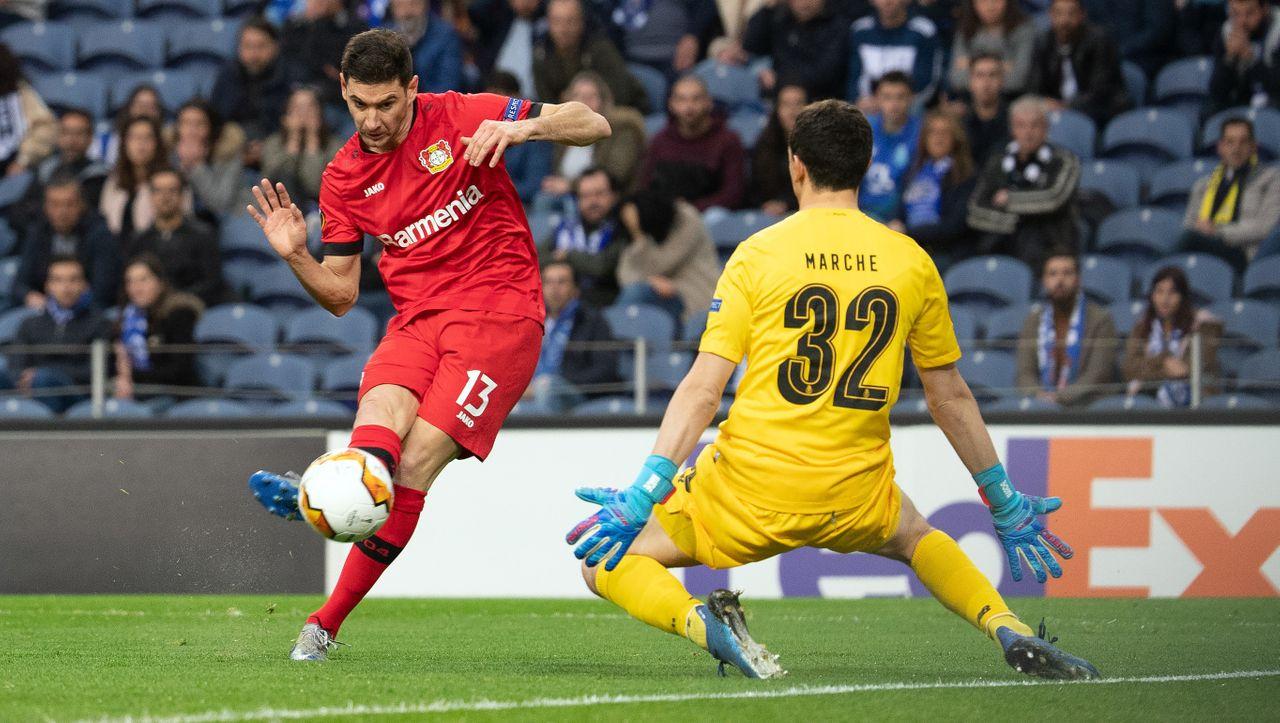 Europa-League-Auslosung: Leverkusen droht Duell mit Inter Mailand