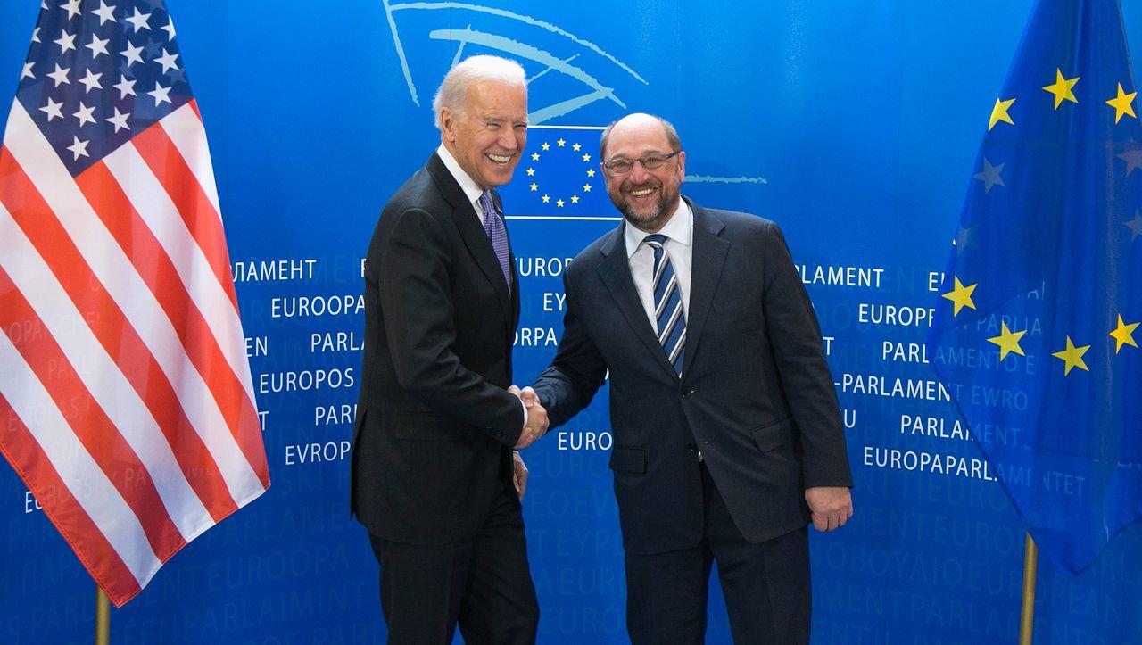 Ex-Kanzlerkandidat der SPD: Martin Schulz attestiert Biden »Feeling für Europa«