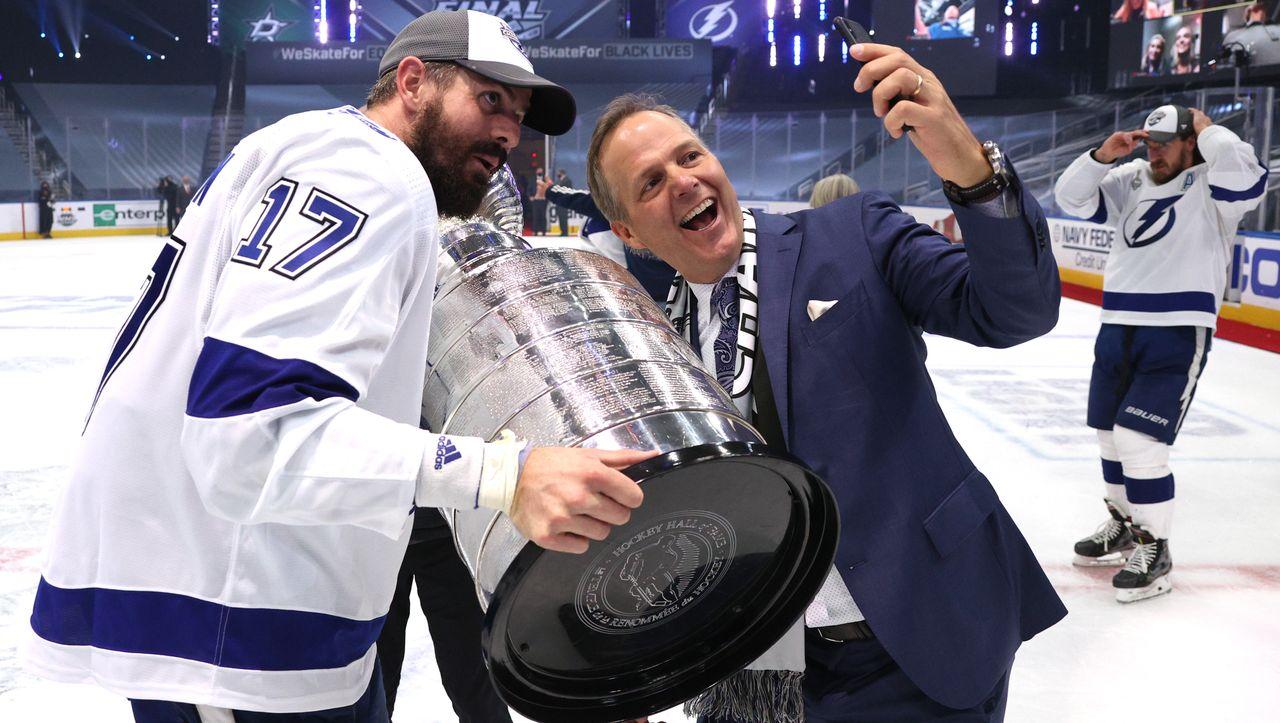 Stanley-Cup-Sieger Tampa Bay: Cooper vertreibt den Kummer