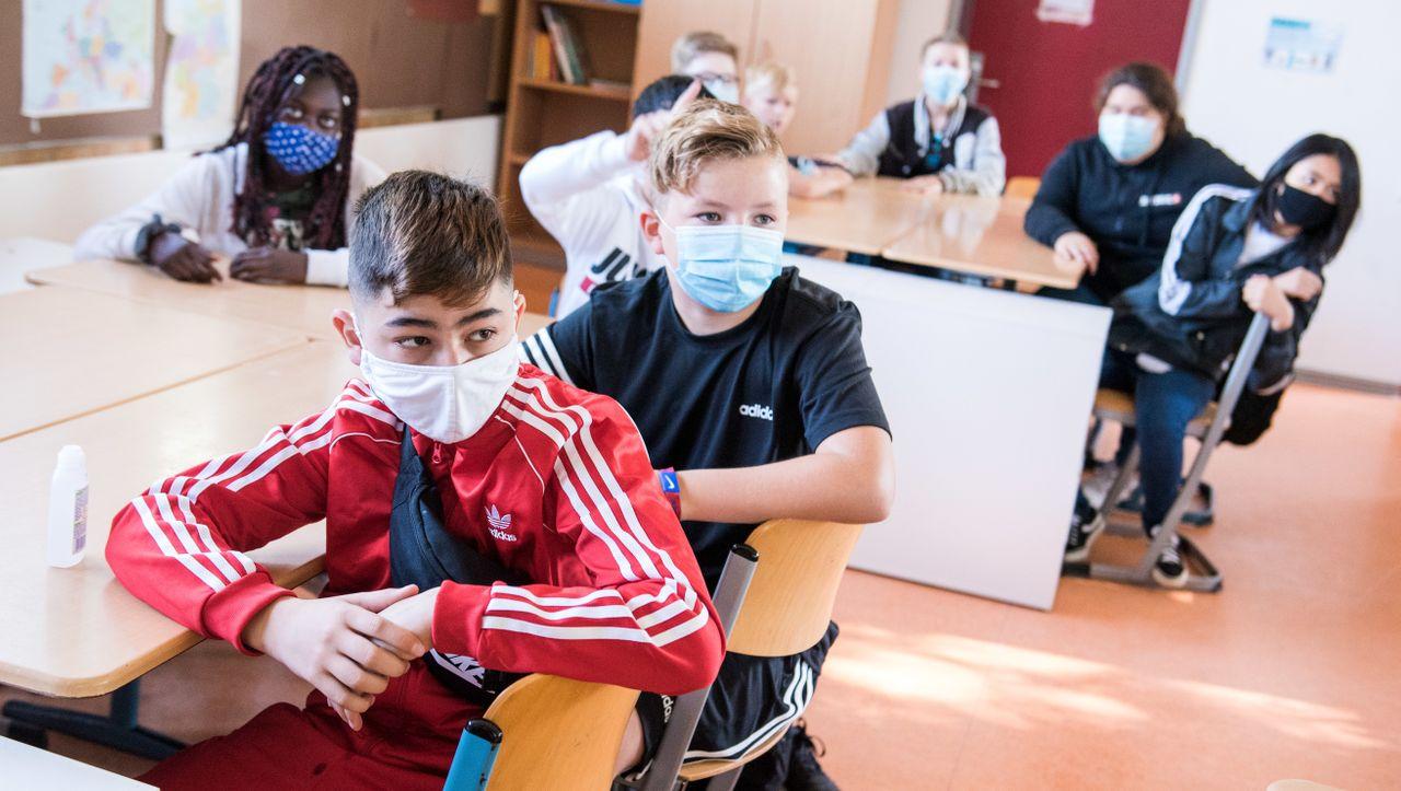 Schulen in der Coronakrise: Das Märchen vom Pandemie-Paradies