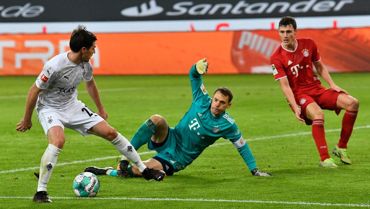 FC Bayern verspielt 2:0-Führung in Gladbach: Die Wackelkandidaten